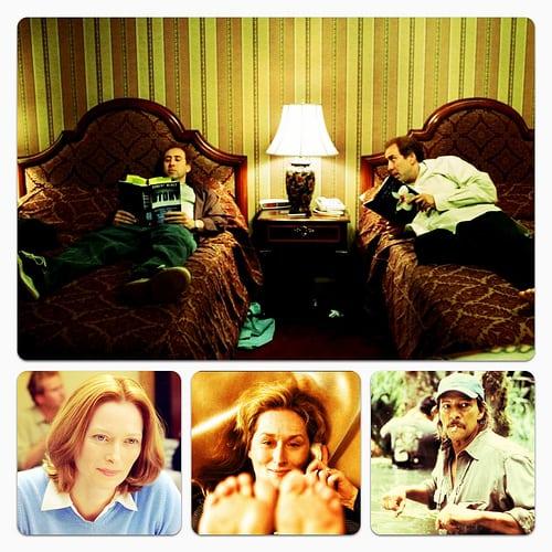 Nicolas Cage, Tilda Swinton, Meryl Streep, Chris Cooper