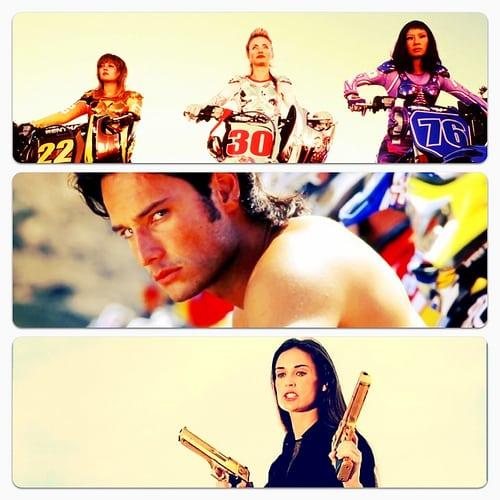 Drew Barrymore, Rodrigo Santoro, Demi Moore, Lucy Liu, Cameron Diaz