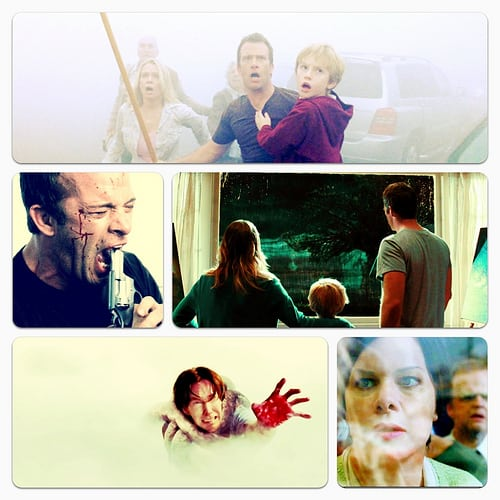Thomas Jane, Laurie Holden, Marcia Gay Harden