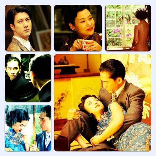 Tony Leung Chi-Wai, Tang Wei