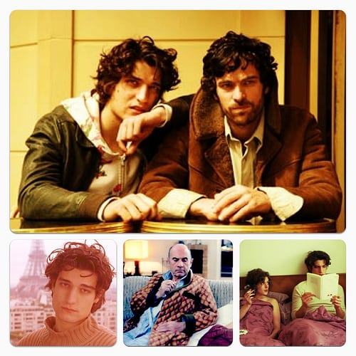 Louis Garrel, Romain Duris, Guy Marchand, Alice Butaud