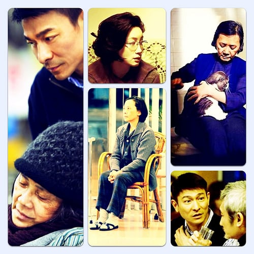 Deannie Yip, Andy Lau