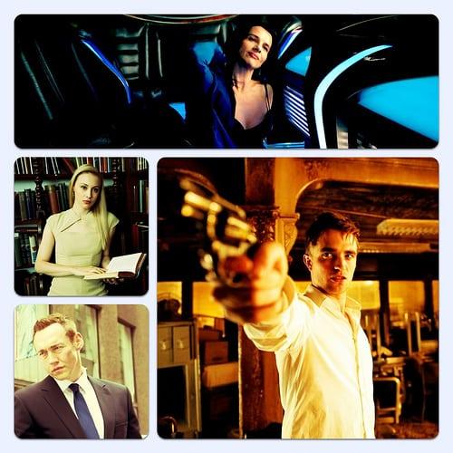 Robert Pattinson, Juliette Binoche, Sarah Gadon, Kevin Durand